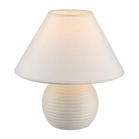 Globo 21681 - Stolní lampa TEMPLE 1xE14/40W/230V
