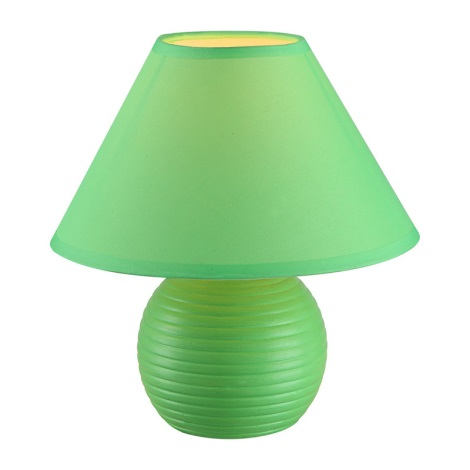 Globo 21682 - Stolní lampa TEMPLE 1xE14/40W/230V