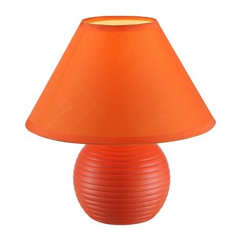 Globo 21683 - Stolní lampa TEMPLE 1xE14/40W/230V