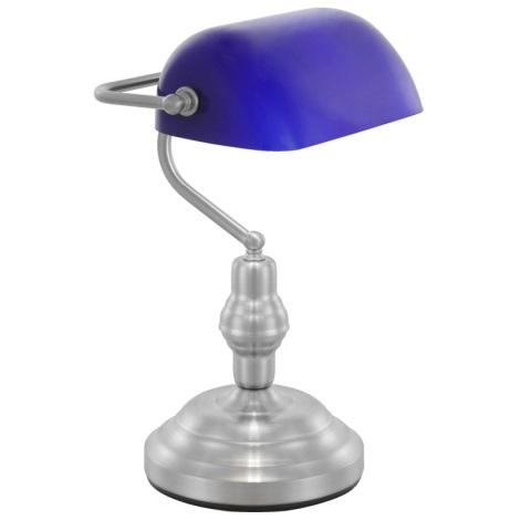 GLOBO 2493 - Stolní lampa ANTIQUE 1xE27/60W/230V