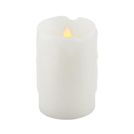 Globo 28006-12 - LED lampa 1xLED (žlutá)/3V/0.06W