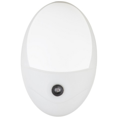 Globo 31934W - LED Orientační svítidlo do zásuvky CHASER 4xLED/0,6W/230V