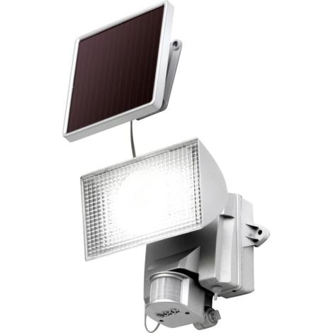 GLOBO 3712S - LED Solární světlo se senzorem HOME LED 50xLED/0,08W/3V