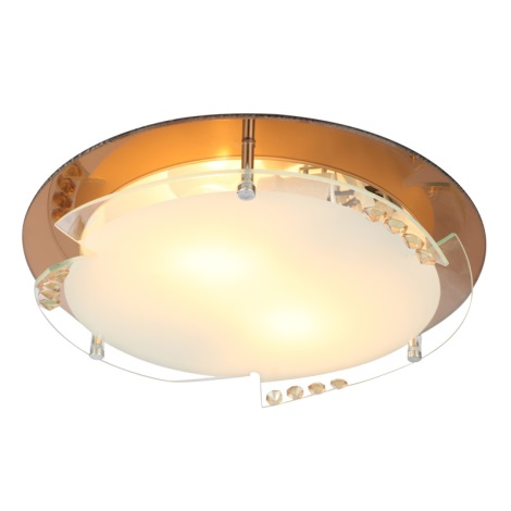 Globo 48083-2 - Stropní svítidlo ARMENA I 2xE27/60W/230V