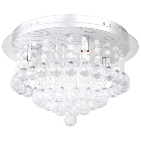 GLOBO 48309-4 - Stropní svítidlo MONTANA 4xG9/33W