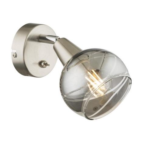 Globo 54348-1 - LED Nástěnné svítidlo ROMAN 1xE14/4W/230V