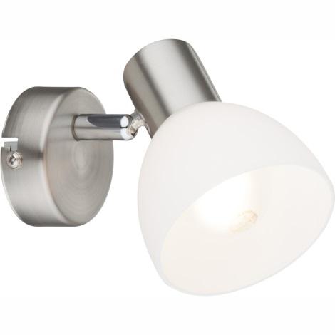 Globo 54918-1 - Bodové svítidlo ENIBAS 1xE14/40W/230V
