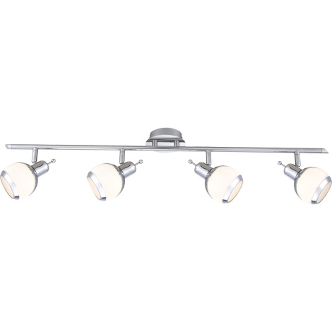 GLOBO 56100-4 - Stropní svítidlo ANGELO 4xG9/33W