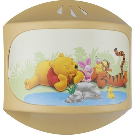 Globo 662311 - Dětské nástěnné svítidlo WINNIE POOH 1xE14/25W/230V