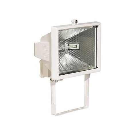 Halogenový reflektor HALO 150W 1xR7s/150W bílá - GXER009