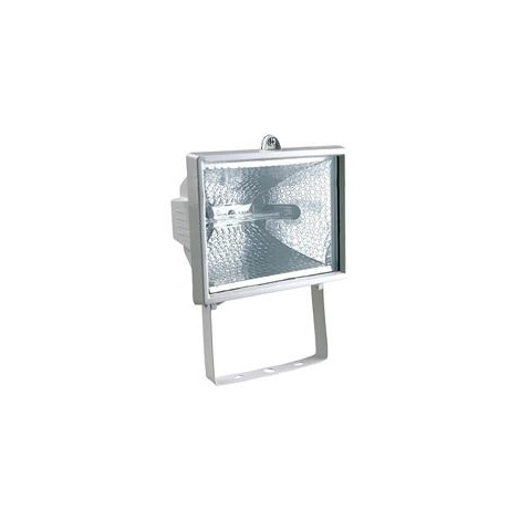Halogenový reflektor HALO 500W 1xR7s/500W bílá - GXER011