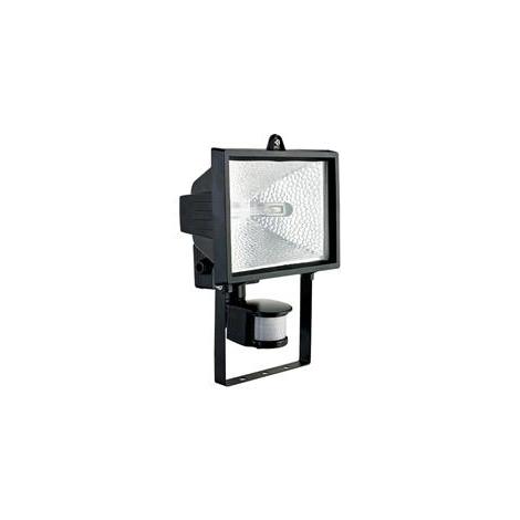 Halogenový reflektor se senzorem TOMI 150 černá - GXER001