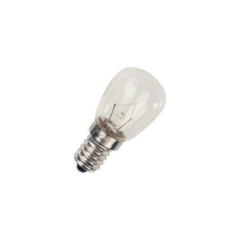 Hrušková žárovka E14/15W čirá