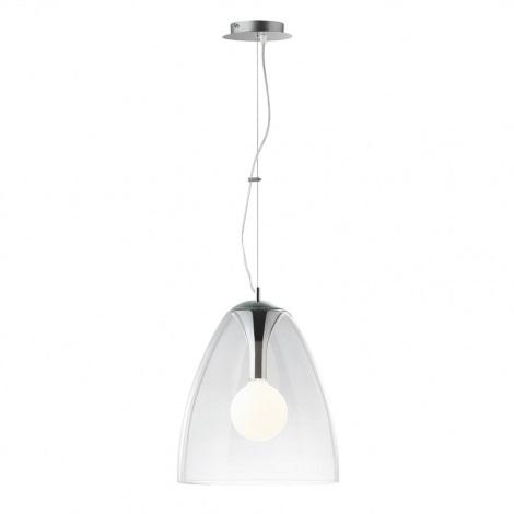Ideal Lux 16931 - Lustr na lanku AUDI-20 SP1 1xE27/100W/230V