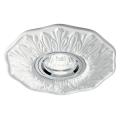 Ideal Lux - Podhledové svítidlo 1xGU10/50W/230V bílá