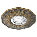 Ideal Lux - Podhledové svítidlo 1xGU10/50W/230V bronz