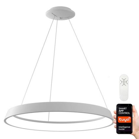 Immax NEO 07079L-80 - LED Stmívatelný lustr na lanku LIMITADO LED/48W/230V 80 cm Tuya