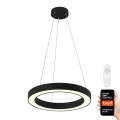 Immax NEO 07093L - LED Stmívatelný lustr na lanku PASTEL LED/52W/230V 60 cm + DO Tuya