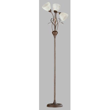 Lampa stojací IB P IBIZA 3xE27/60W