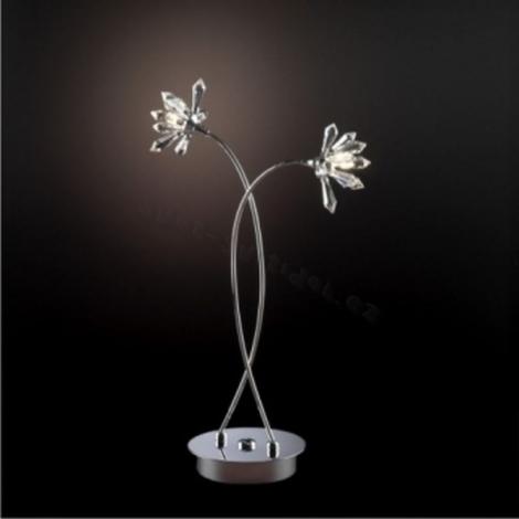 Lampa stolní SCARLET 2xG4/20W