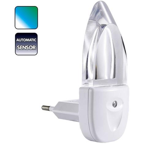 Lampička do zásuvky MINI-LIGHT (mění barvy)