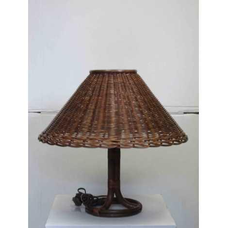 Lampička EL55M mořený