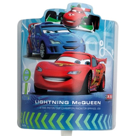 LED Dětské nástěnné svítidlo CARS 1xE14/0,5W LED