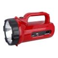LED nabíjecí svítilna LED/5W/4V/230V červená
