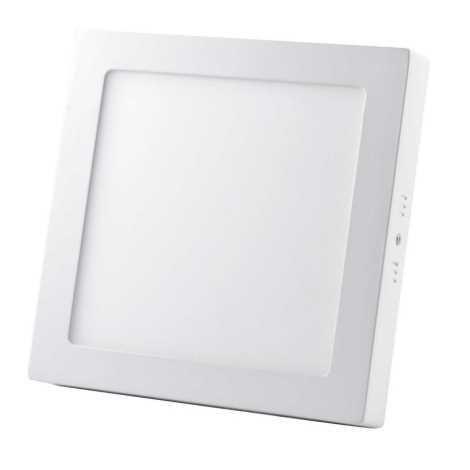 LED Panel přisazený LED/12W/4000 čtverec
