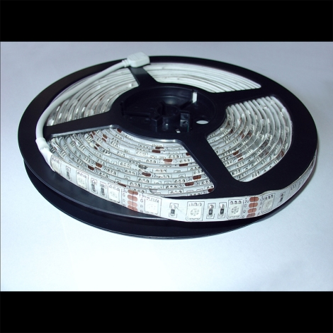 LED pásek 1m barevný - vodotěsný IP65