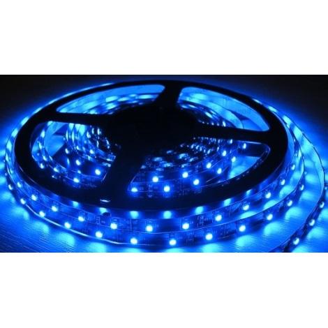 LED Pásek 5m 3528/12V 4,8W/m LQ BLUE