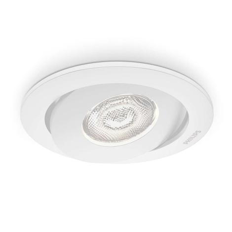 LED podhledové svítidlo 1xLED/4,5W/230V