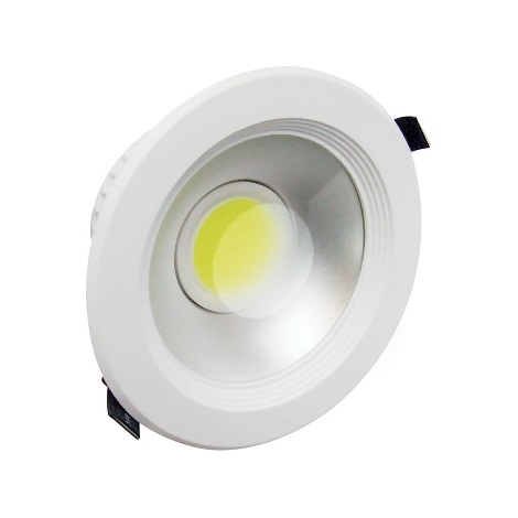 LED Podhledové svítidlo MCOB LYRA 1xLED/12W studená bílá - GXDW022