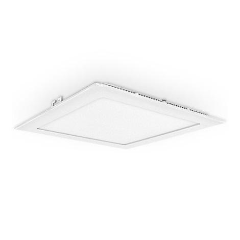 LED Podhledový panel ORTO LED/12W/230V 3000K 17x17cm