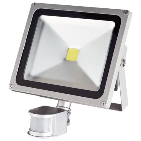 LED Reflektor se senzorem 1xLED/30W/230V IP44