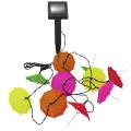 LED Solární řetěz 10xLED/1,2V IP44 deštníky