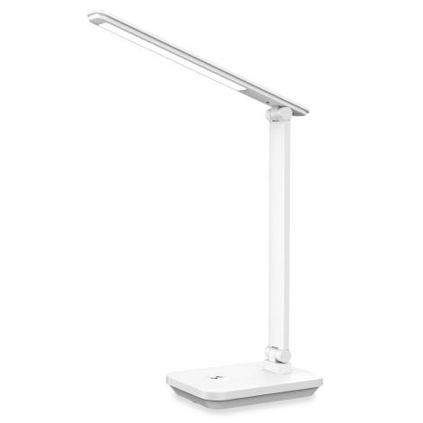 LED Stmívatelná dotyková stolní lampa LED/5W/5V
