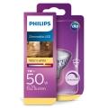 LED Stmívatelná reflektorová žárovka Philips GU5,3/7W/12V 2700K