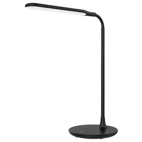 LED Stmívatelná stolní lampa LED/6W/100-240V černá
