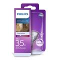 LED Stmívatelná žárovka Philips GU5,3/MR16/5W/12V 4000K