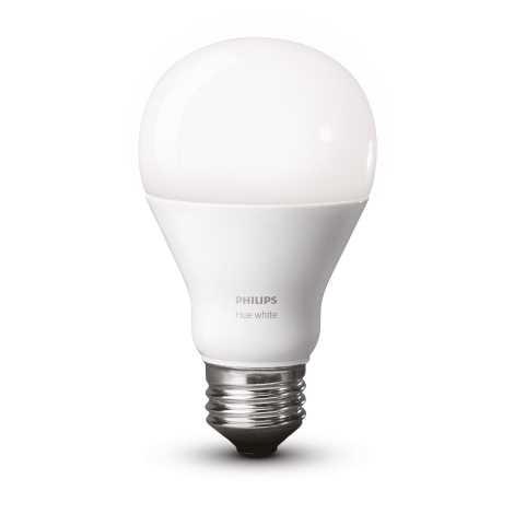 LED stmívatelná žárovka Philips HUE SINGLE BULB 1xE27/9,5W - 8718696449578
