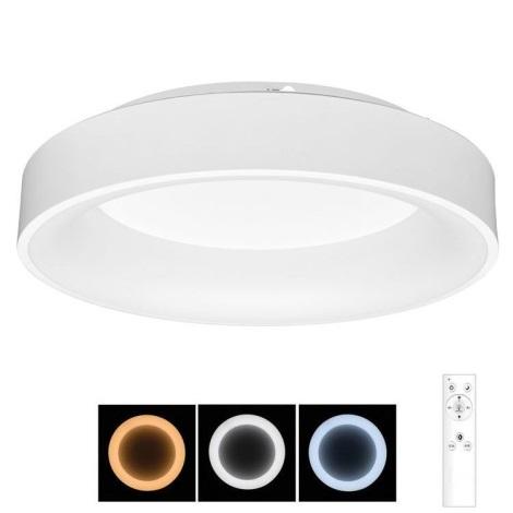 LED Stmívatelné stropní svítidlo LED/40W/230V 3000-6500K bílá
