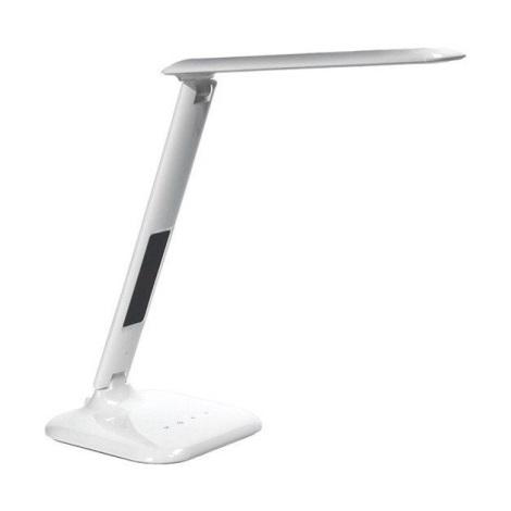 LED stolní lampa stmívatelná s displejem LED/6W/230V