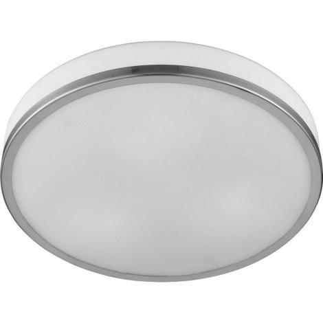 LED stropní koupelnové svítidlo LINX 1xLED/12W/230V chrom