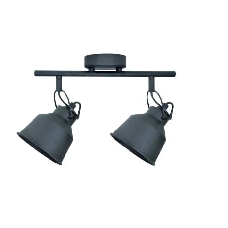 LED Stropní přisazené svítidlo 2xE14/8W/230V