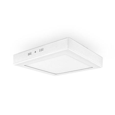 LED stropní svítidlo ORTO SQ-NT LED/18W/230V 3000K 22x22 cm