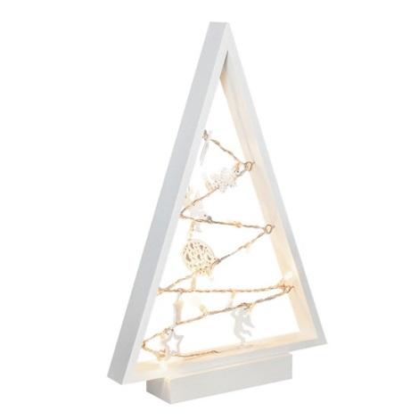 LED Vánoční dekorace 15xLED/2xAA