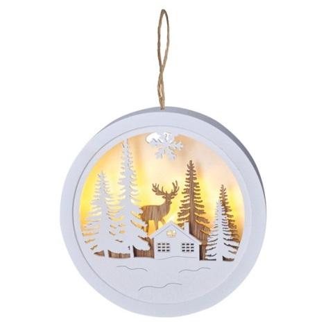 LED Vánoční dekorace 1xLED/2xAAA