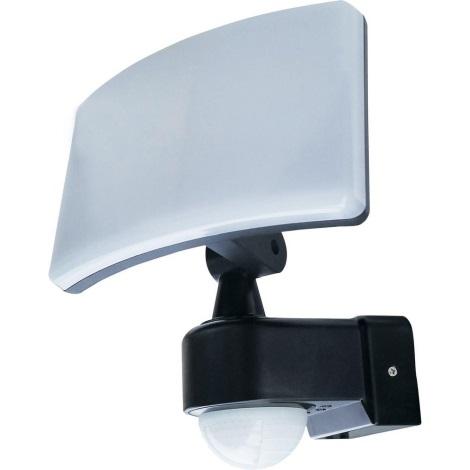LED Venkovní reflektor se senzorem ATLAS LED/30W/230V IP65