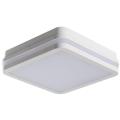 LED Venkovní stropní svítidlo BENO LED/24W/230V 4000K bílá IP54